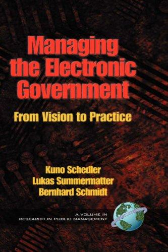 Download Managing the Electronic Government