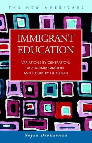 Immigrant education by Noyna DebBurman