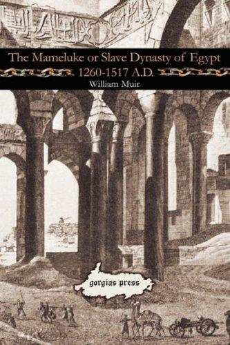 Download The Mameluke or Slave Dynasty of Egypt 1260-1517 A.D.