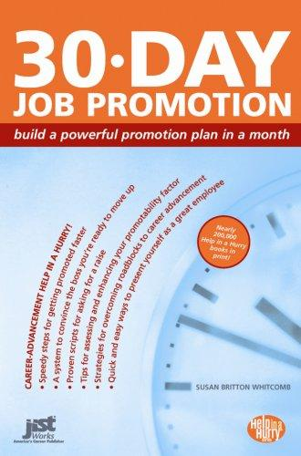 30-Day Job Promotion Susan Britton Whitcomb