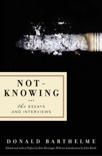 Download Not-Knowing