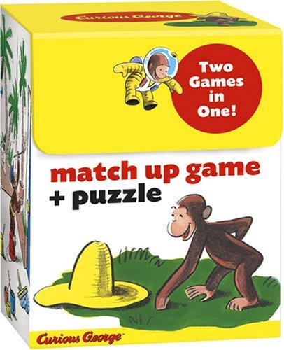 [Curious George Match Up Games] by H. A. Rey