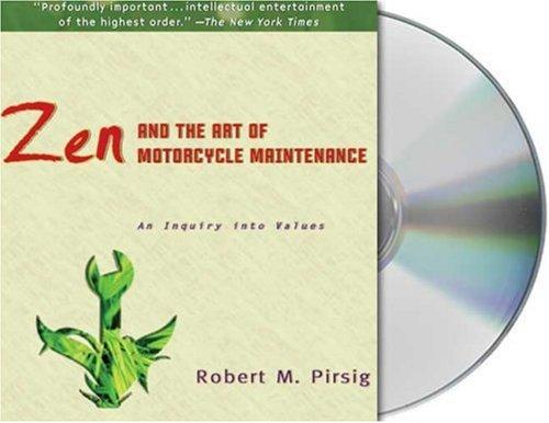 Download Zen and the Art of Motorcycle Maintenance