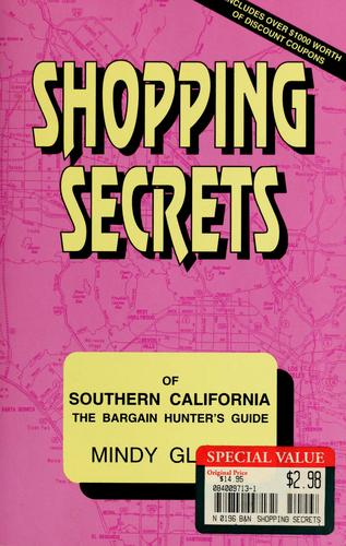 Download Shopping secrets of southern California