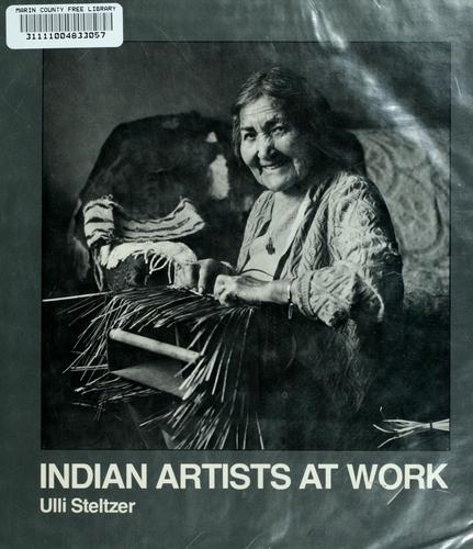 Indian artists at work