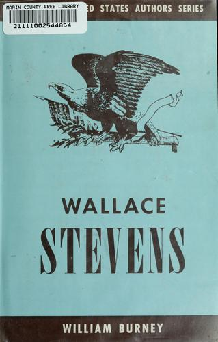 Download Wallace Stevens.