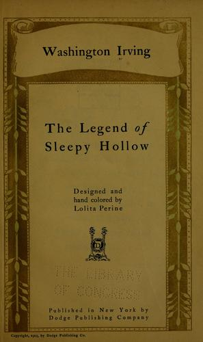 Download The legend of Sleepy Hollow