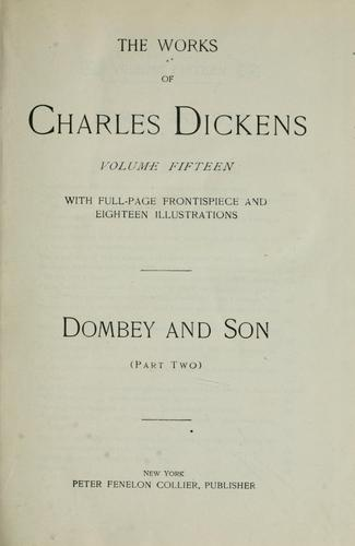 Download Dombey and Son (Part Two)