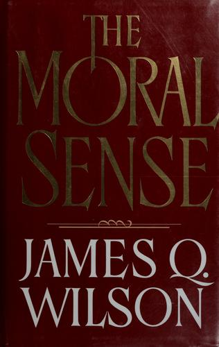 Download The moral sense