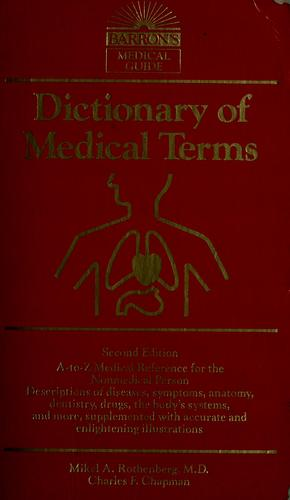 Download Dictionary of medical terms for the nonmedical person