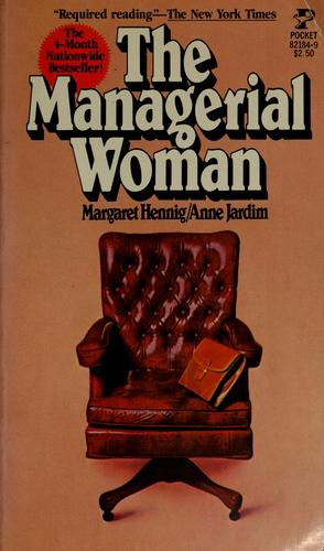 Download The managerial woman