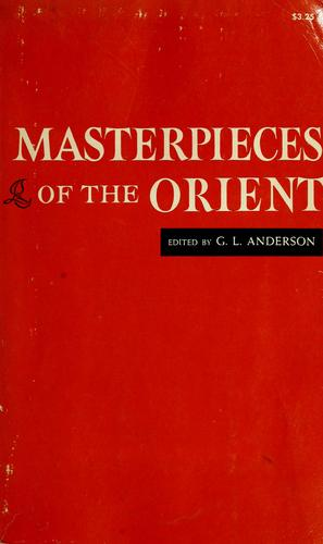 Download Masterpieces of the Orient.