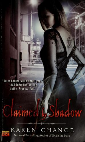 Claimed By Shadow (Cassandra Palmer Series, Book 2)