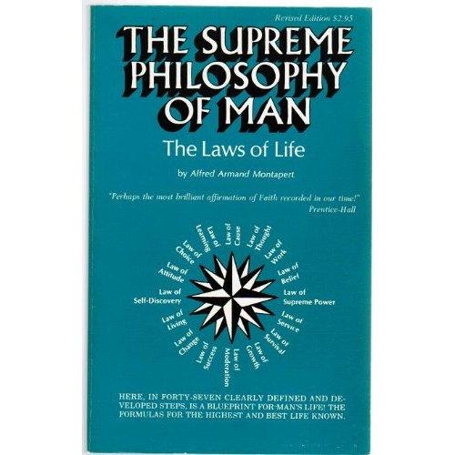 Download The supreme philosophy of man