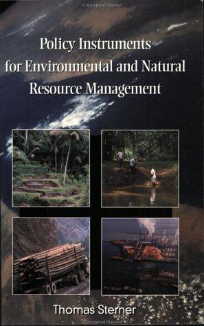 Download Policy Instruments for Environmental and Natural Resource Management (RFF Press)