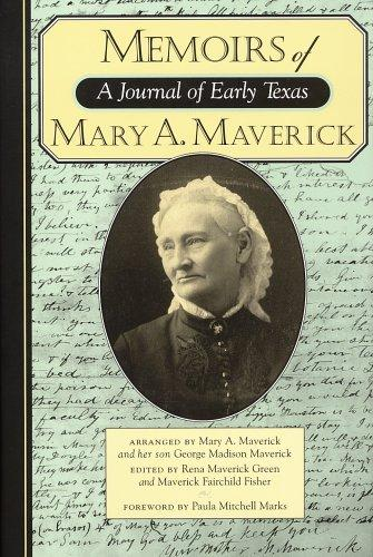 Download Memoirs of Mary A. Maverick