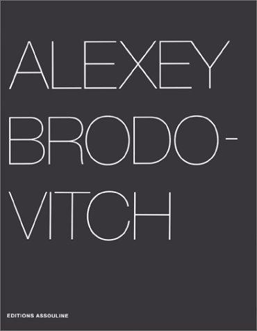 Alexey Brodovitch by Alexey Brodovitch