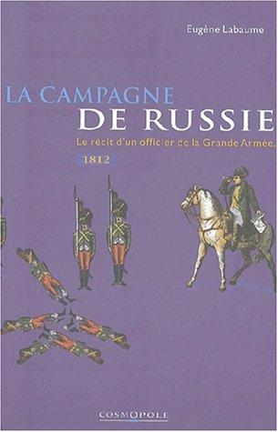 Download La campagne de Russie