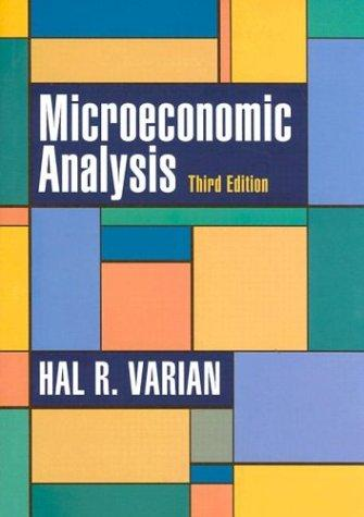 Download Microeconomic analysis