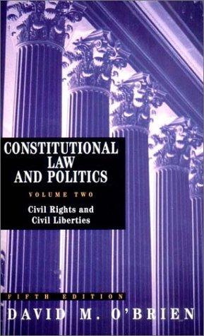 Download Constitutional law and politics