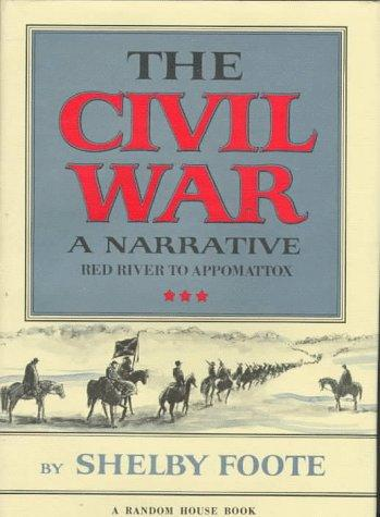 The Civil War, a narrative.