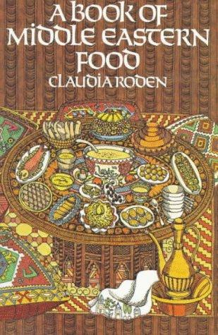 A book of Middle Eastern food.