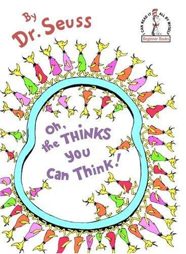 Download Oh, the thinks you can think!
