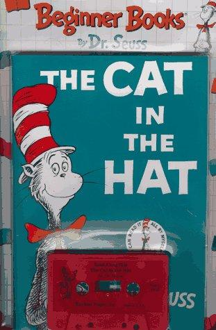 The Cat in the Hat (Beginner Book and Cassette Library/1-Audio Cassette) by Dr. Seuss