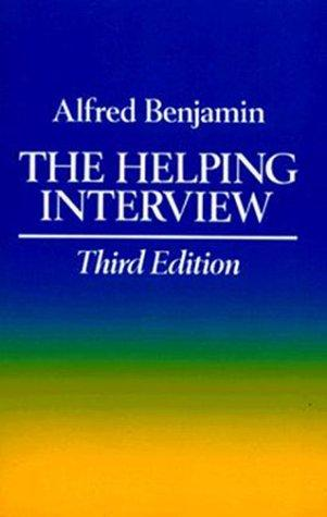 Download The helping interview