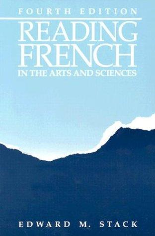 Download Reading French in the arts and sciences