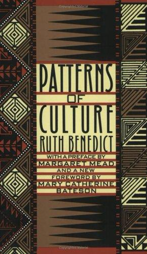 Download Patterns of culture