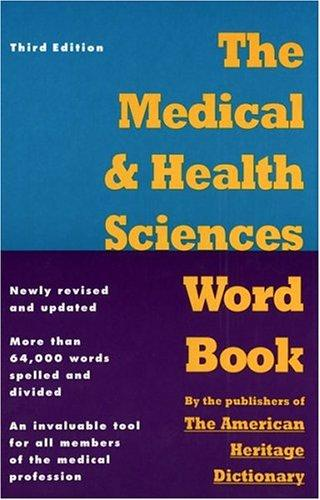Download The medical & health sciences word book