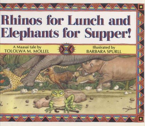 Download Rhinos for lunch and elephants for supper!