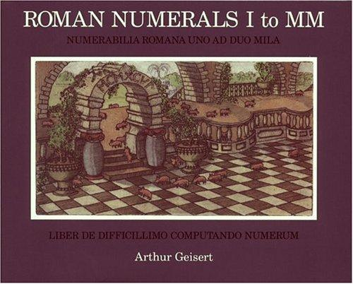 Download Roman numerals I to MM =