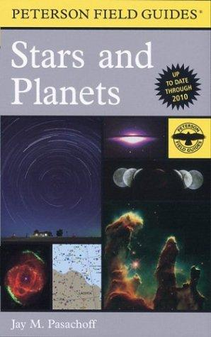 A field guide to the stars and planets.