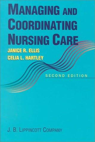 Download Managing and coordinating nursing care