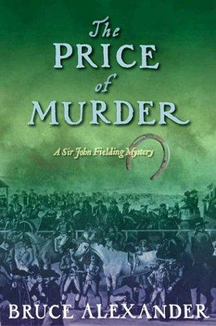Download The Price of Murder (Sir John Fielding #10)