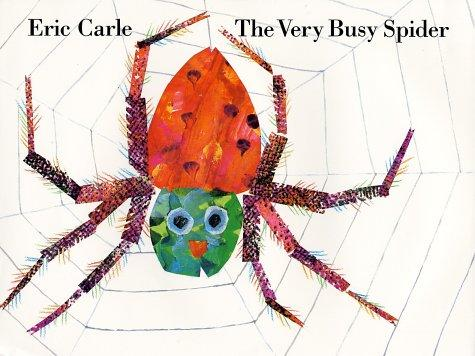 Download The very busy spider
