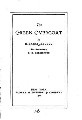 The Green Overcoat
