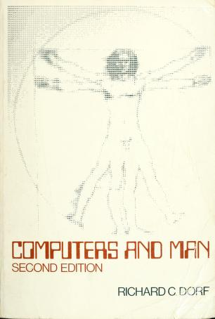 Cover of: Computers and man | Dorf, Richard C.