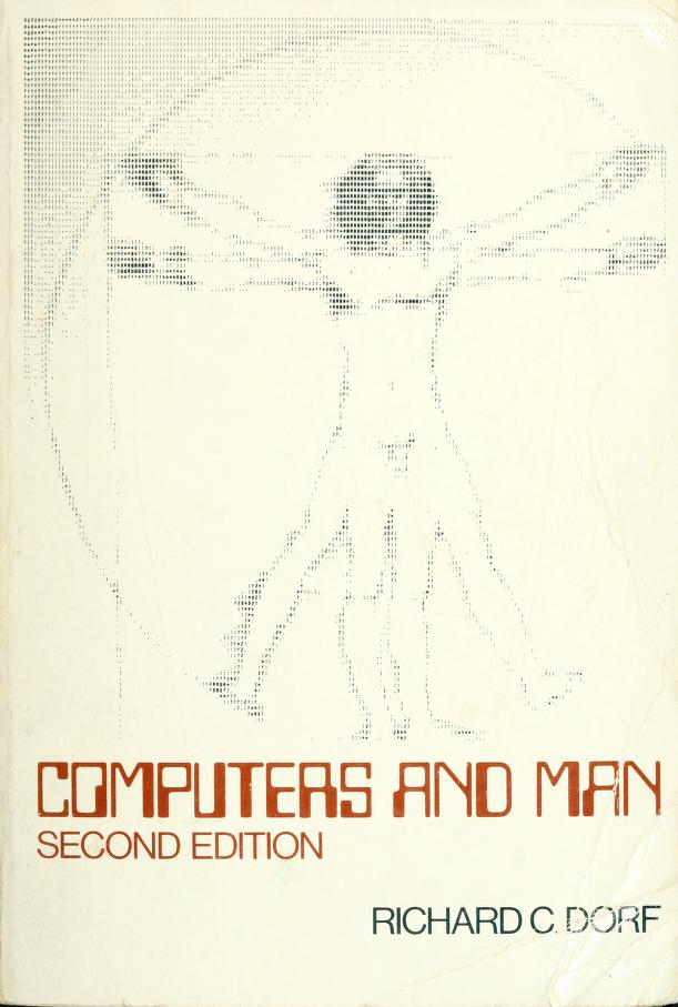 Computers and man by Dorf, Richard C.