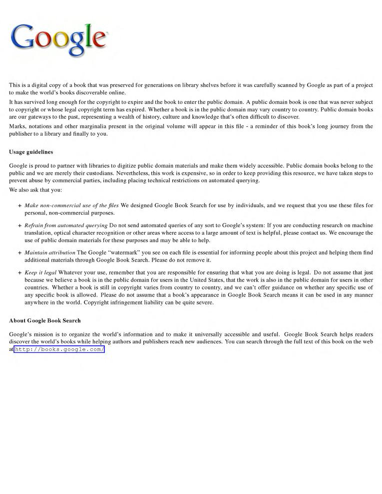 Scientific memoirs, being experimental contributions to a knowledge of radiant energy by John William Draper