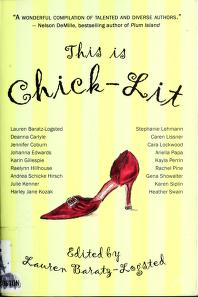 Cover of: This is Chick-lit | Lauren Baratz-Logsted