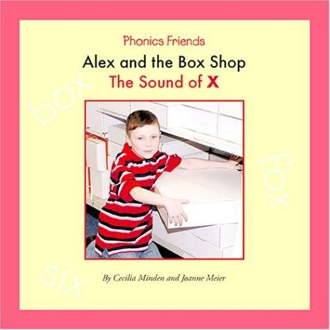 Alex in the Box Shop by Cecilia Minden