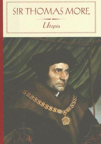 Utopia (Barnes & Noble Classics Series) (Barnes & Noble Classics) by Thomas More