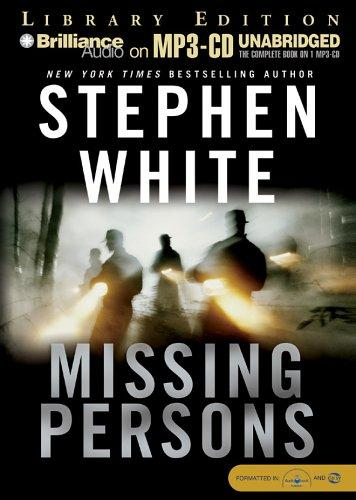 Missing Persons (Dr. Alan Gregory)