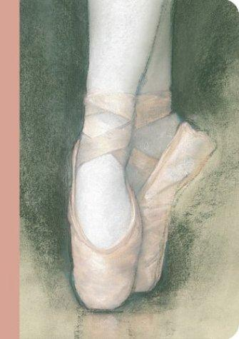 J18 - Ballet Slippers Blank Journal by Stephen T. Johnson