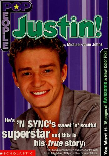 'NSYNC's Justin by Michael-Anne Johns