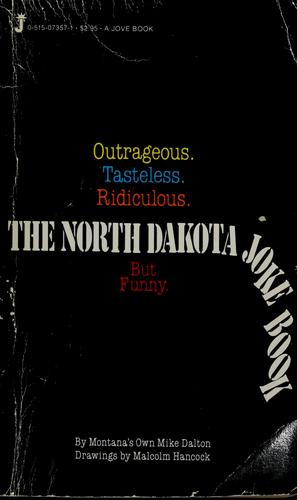 The North Dakota joke book by Mike Dalton