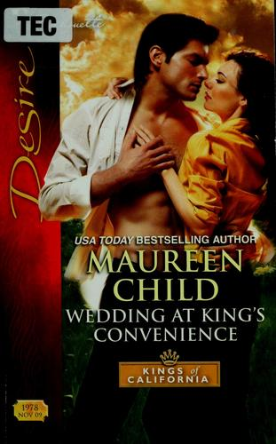 Wedding at King's convenience by Maureen Child